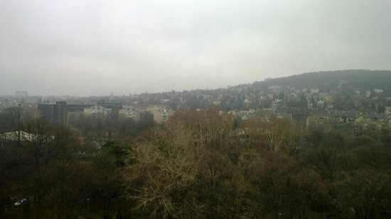 Belvedere Hotel : Panorama dalla finestra della camera