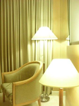 Accord Puducherry : My room stay!