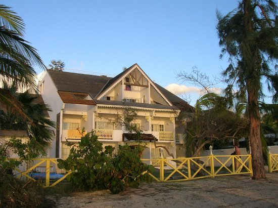 Le Nautile: hotel coté plage