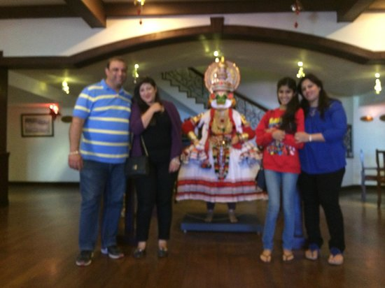Club Mahindra Munnar : Lobby