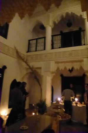 Riad Hannah City Hotel: festa nella riad hannah