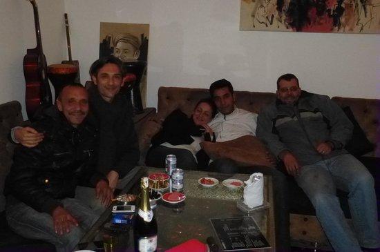 Riad Hannah City Hotel : friends