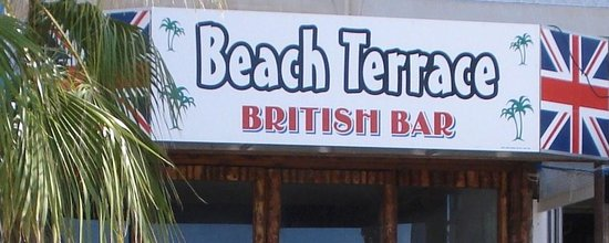 Beach Terrace Bar
