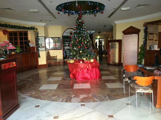 Regal Plaza Hotel Dubai: reception / lobby