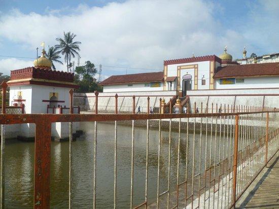 Omkareshwara Temple: omkareswara temple,coorg on 23-12-13
