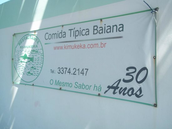 Ki Muqueca : Restaurante em Itapuã