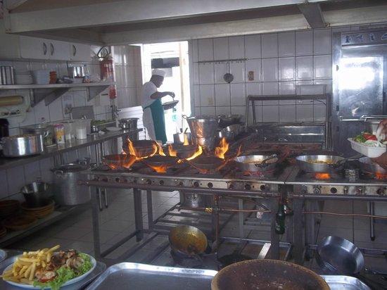 Ki Muqueca : Cozinha