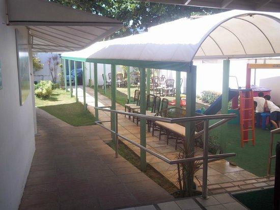 Ki Muqueca : Entrada do restaurante