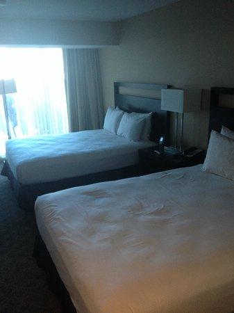 Hilton Anaheim : 2 Queen Beds