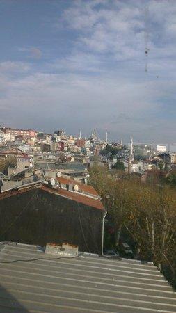 Ottoman Hotel Park: На верху в ресторане