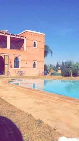 Terra Mia Marrakech: Terra mia le bonheur