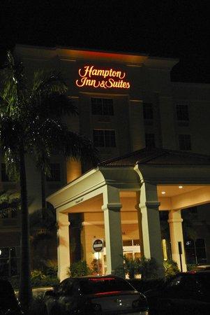 Hampton Inn & Suites Miami-South-Homestead: The Hampton Inn