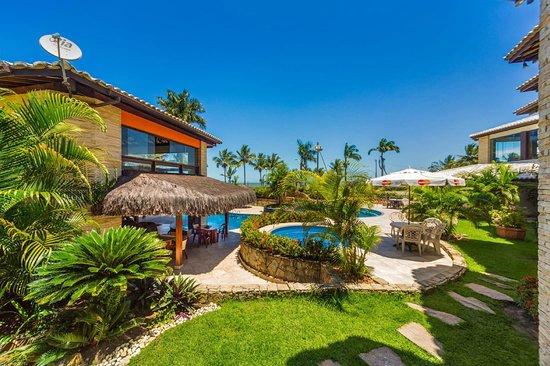 Quinta do Sol Praia Hotel: Piscina