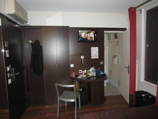 Hotel du Parc : chambre 2