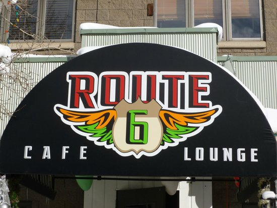 Route 6 Cafe : Cafe
