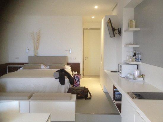 Hotel Villa Belvedere: Suite deluxe