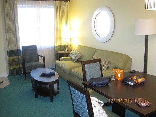 Atlantis - Harborside Resort: nice room