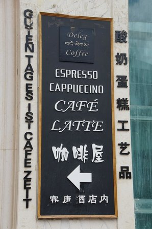 Deleg Coffee: Kaffeezeit