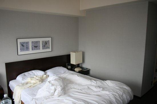 Victoria Inn Nagasaki : Bedroom