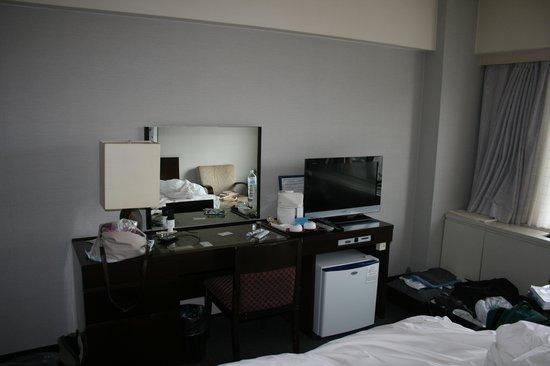 Victoria Inn Nagasaki: Bedroom