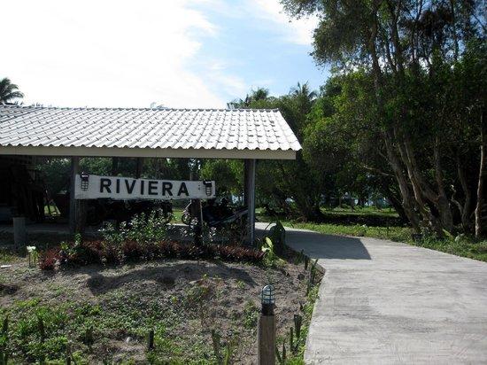 Koh Mook Riviera Beach Resort: Entrance
