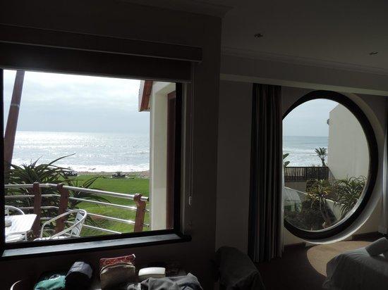 Beach Hotel Swakopmund : our room