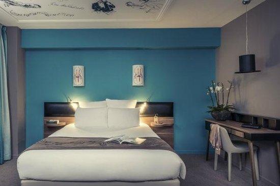 mercure paris opera grands boulevards hotel voir les tarifs et 148 avis. Black Bedroom Furniture Sets. Home Design Ideas