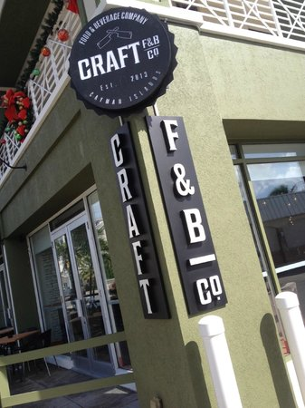 Craft F&B Co.
