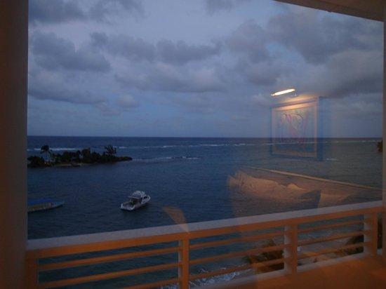 Couples Tower Isle: View from Room