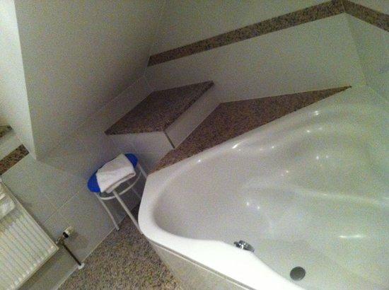 Hotel-Pension Bloberger Hof: Vasca junior suite