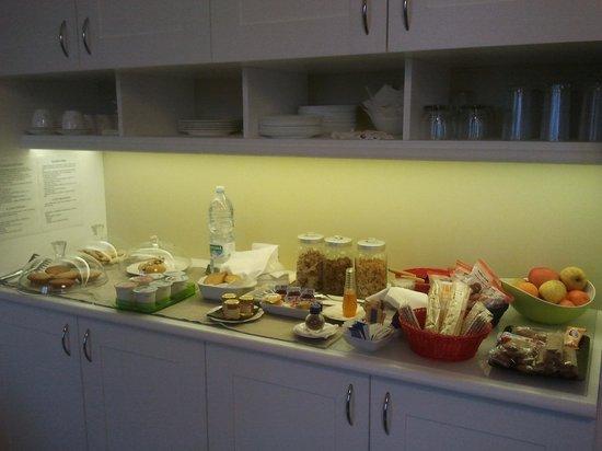 Relais del Borgo Hotel & SPA : Area colazione