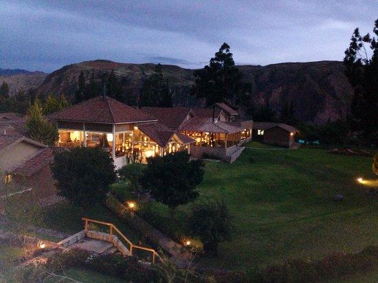 Casa Andina Premium Valle Sagrado: bello paisaje