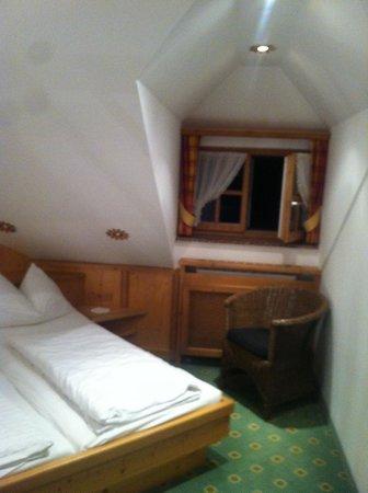 Hotel-Pension Bloberger Hof: Camera junior suite