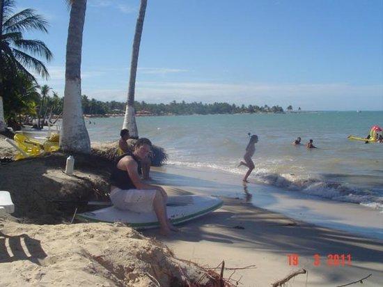 Boulevard da Praia Hotel: coroa vermelha