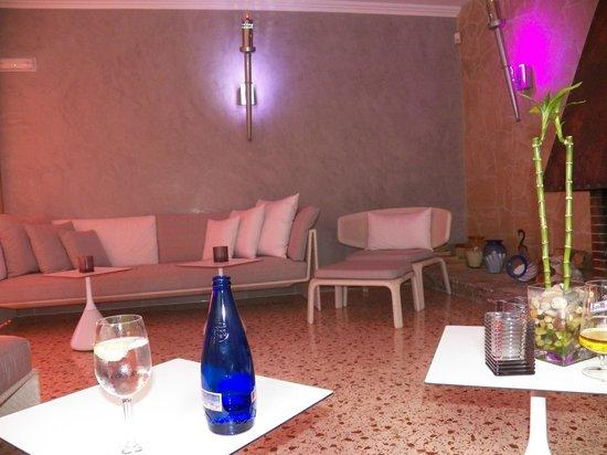Playas del Rey Hotel: Espacios agradables para tomarse un respiro