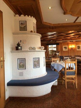 Hotel-Pension Bloberger Hof : Sala colazioni - cene
