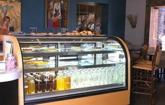Food for Ascension Cafe: Excellent Vegan Desserts with many Gluten-Free Options