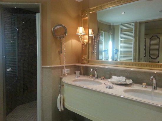 Hotel Schwarzenstein : Suite Deluxe