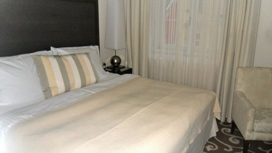 Grand Hotel Bohemia: Bedroom