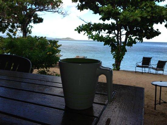 Mango Bay Resort : patio