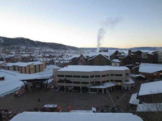 Sheraton Steamboat Resort Villas: view from room
