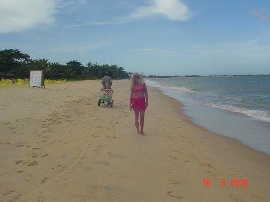 Boulevard da Praia Hotel: Taperapuán