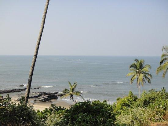 Ozran Heights Beach Resort: view