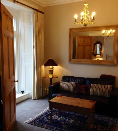 Ascot House Hotel: into Luxury Suite Lounge
