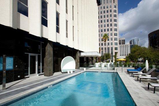 Aloft Orlando Downtown : Splash!