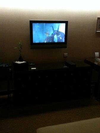 The Portman Ritz-Carlton, Shanghai: Habitación