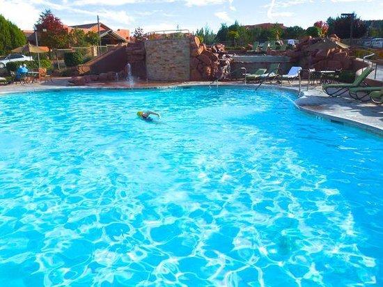 Sedona Summit Resort : Main Pool