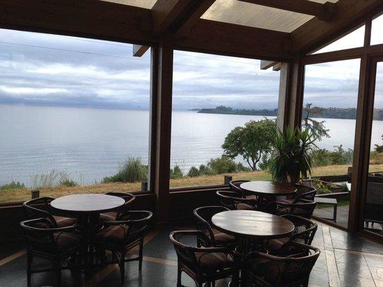 Hotel Cumbres Puerto Varas: Hotel Bar