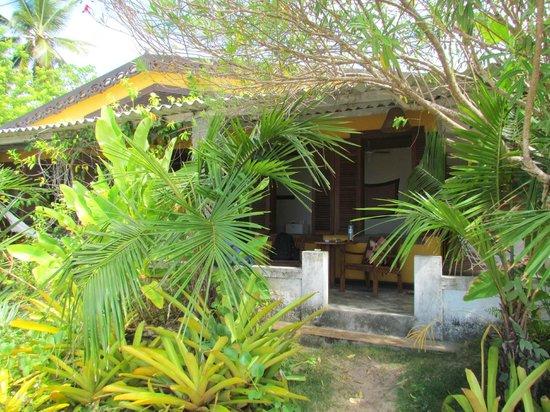 Pousada Pouso da Mare: Cabaña frente al mar