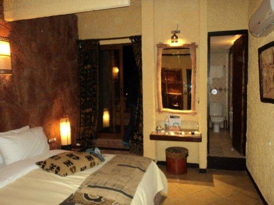 Hotel Xaluca Dades: ma chambre